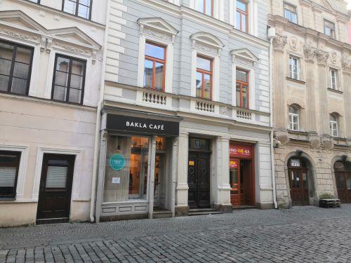Bakla café - Pardubice - Perštýnská 40